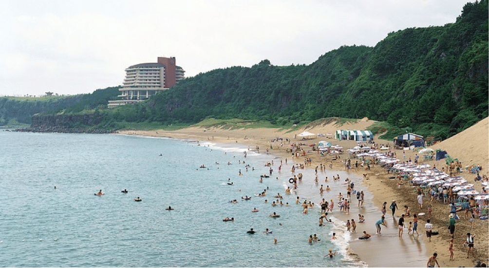 Korean Beach 2 Jungmun, Jeju