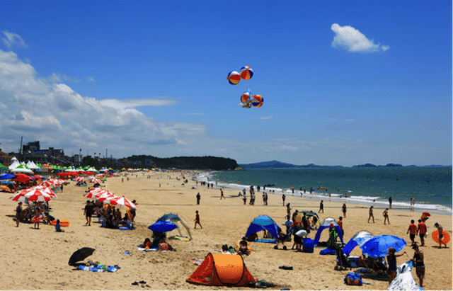 Korean Beach 3 Daecheon, Boryeong