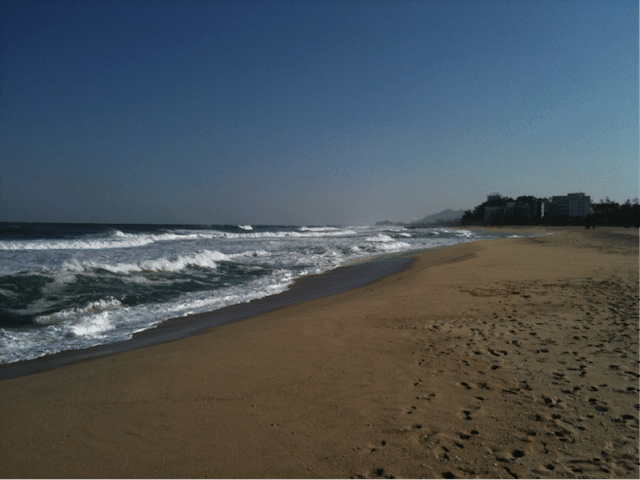 Korean Beach 4 Jumunjin, Gangneung