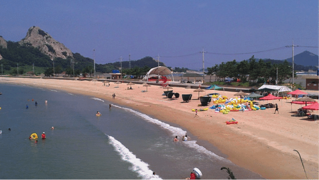 Korean Beach 6 Seonyudo, Gunsan