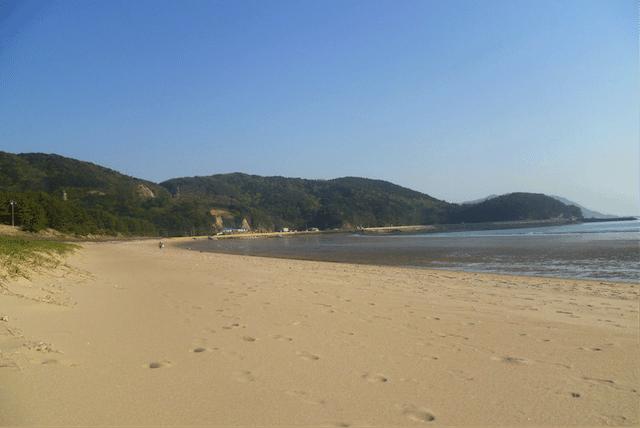 Korean Beach 8 Deokjeokdo, Incheon