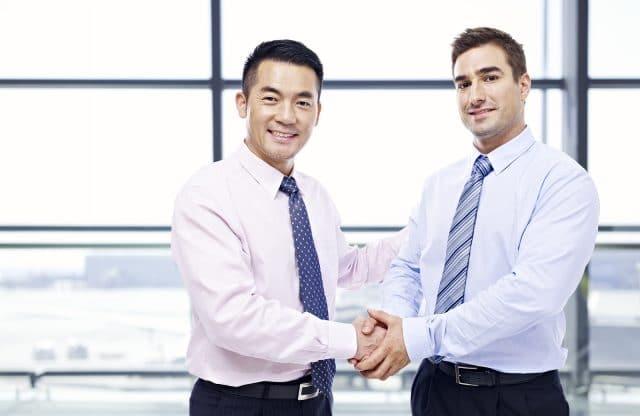 Korean Business Relationships