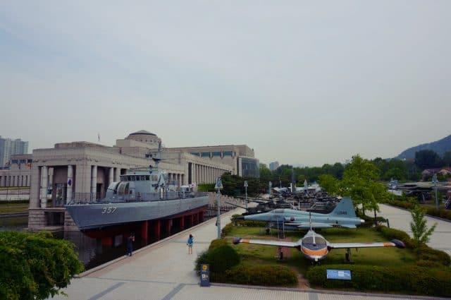 War Memorial Seoul