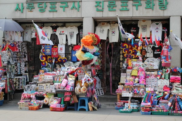 Seoul shopping