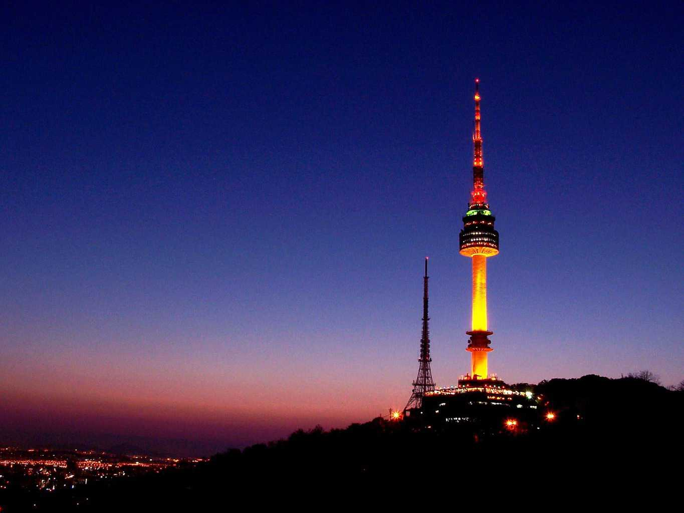 The 6 Tourist Attractions In Korea You Can 39 T Miss
