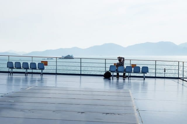 Ferry From Jeju Island To Mokpo