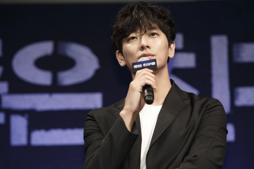 Image of Korean actor Ju Ji Hoon