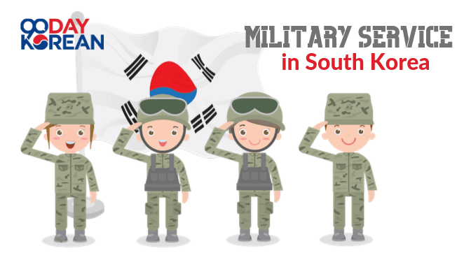 Military Service In Korea