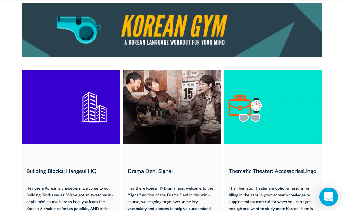Special Offer to Join the 90 Day Korean Inner Circle Membership