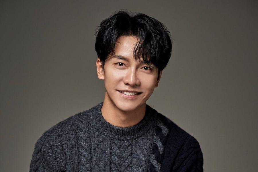 Image of Korean actor Lee Seung Gi