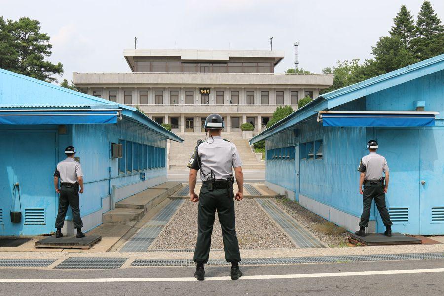 South Korea's relationship with North Korea