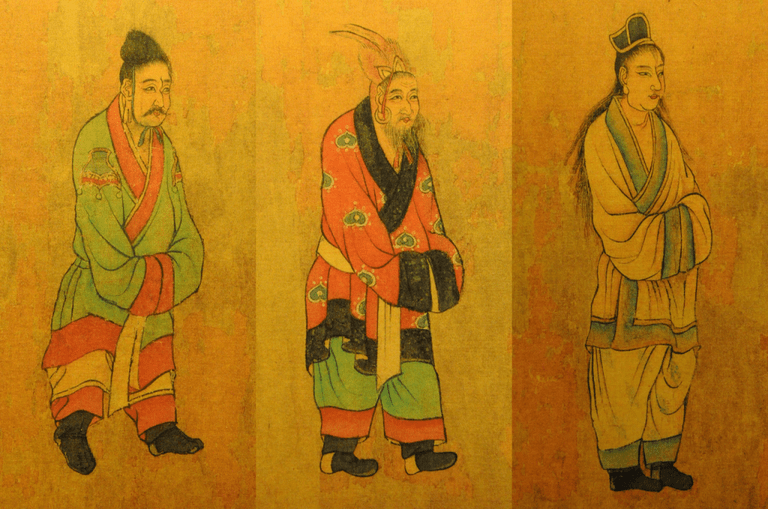 7th_century_painting_of_Koreans