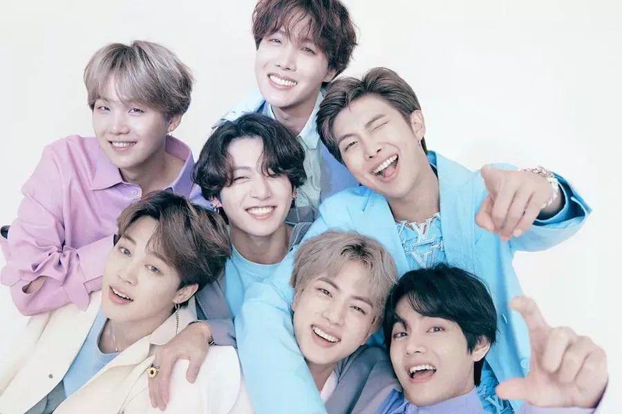 Korean Group BTS