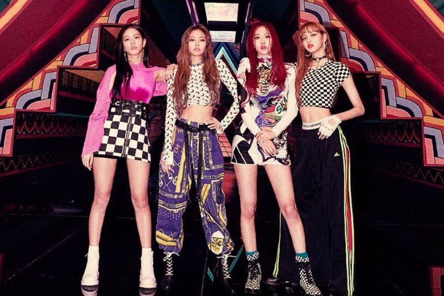 Blackpink Korean girl group