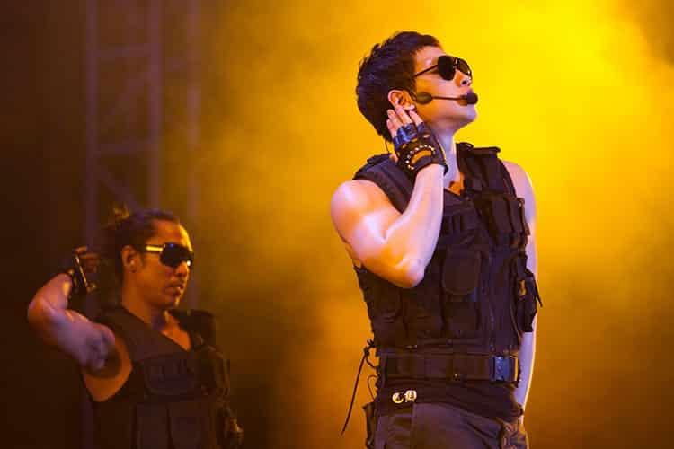 Korean Pop Star Rain