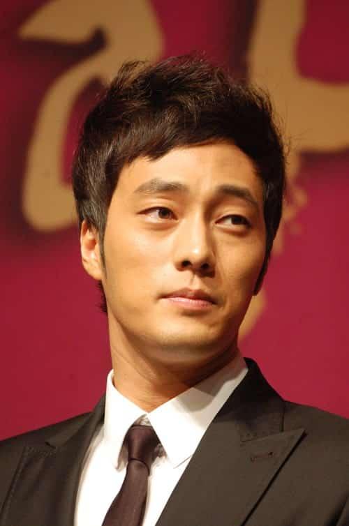 Image of Korean actor So Ji Sub