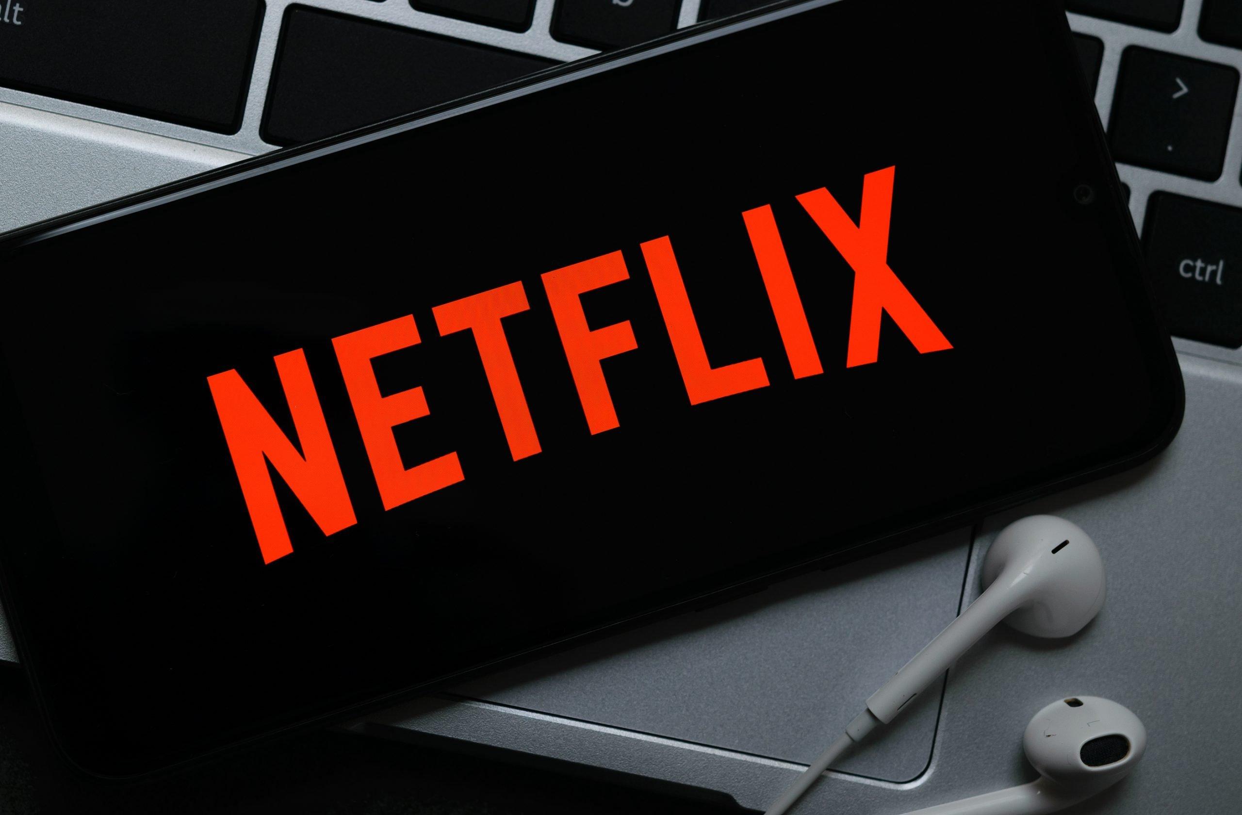 Netflix on smart phone