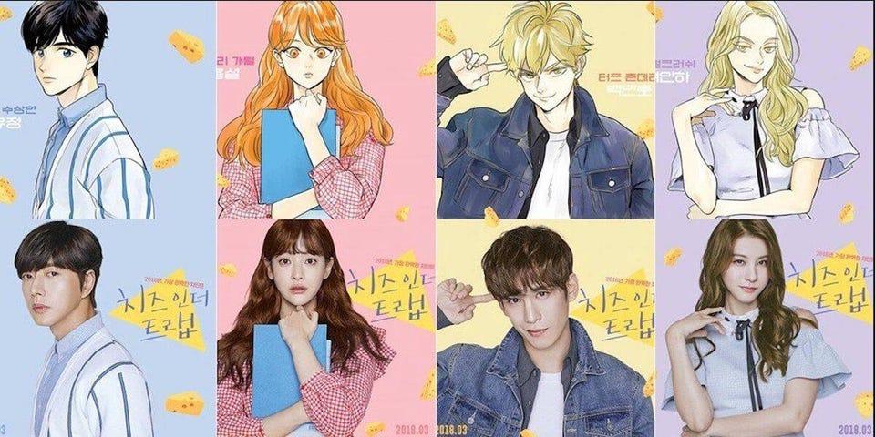 Webtoon Popular in Korea