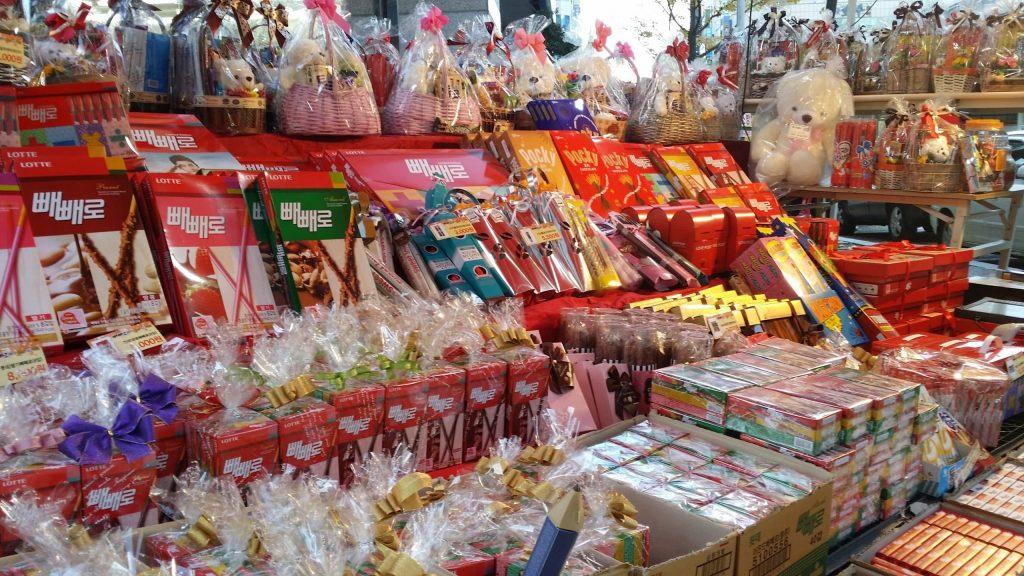 Pepero Day in Korea